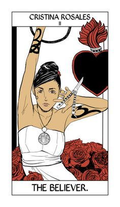 Shadowhunter Tarot Cards - the-dark-artifices Fan Art ~Pinned by Clary