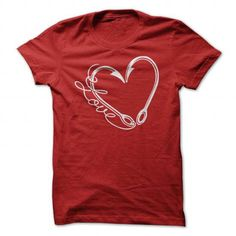 LOVE FISHING T-Shirts & Hoodies