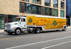 Summit Brewing Co. - Delivery Truck | Design by Ken Sakurai