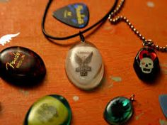 Image result for Resin Cast Jewelry