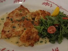 Maggiano's Restaurant Copycat Recipes: Chicken Francese