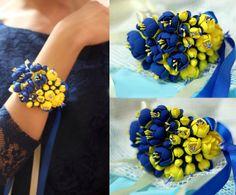 Bride bracelet, bridal bracelet, bride corsage, jasmine bracelet, bridesmaid bracelet, girl gift, flowers bracelet,jasmine