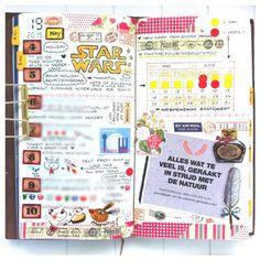 • week 19 in my Midori • #midori #mtn #notebook #travelersnotebook #travelersnote #midoritravelersnotebook #decoratedpages #weeklypages #macsweeklypages