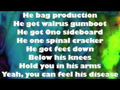 beatles songs lyrics videos