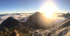Adventurer @tayhlerwilliams_ would rather be above the #clouds. Can't beat being above the #CloudLine! #hiking #mountains #pnw  Share your adventures to be featured!