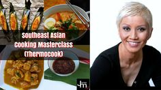 Optimum Thermocook Live Cooking Class - Jackie M Asian Cooking, Cooking Classes, Master Class, Asian Recipes, Singapore, Lab, Beef, Food, Thermomix