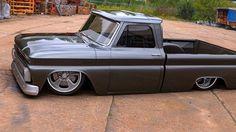 Custom Pickup Trucks, Vintage Pickup Trucks, Classic Pickup Trucks, Chevy Pickup Trucks, Chevrolet Trucks, Dropped Trucks, Lowered Trucks, Dually Trucks, 1963 Chevy Truck