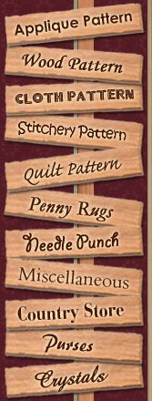 applique pattern, pattern sewing, pattern simplicity, pattern quilting, wood pattern, cloth patter, stitchery pattern, quilt pattern, penny rugs, fabric, misc patterns, dress pattern