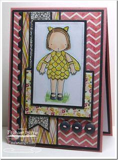 PI Owl Costume - Frances Byrne