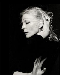 Cate Blanchett . . .