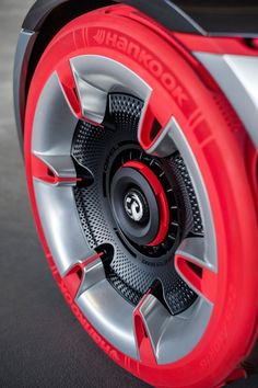 Opel GT Concept - Tire and wheel design link: