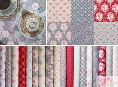 Perfect new TILDA fabric bundle.
