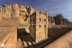 Kabeh-e-Zarthusht (Cube of Zoroaster), Naqsh-e Rustam, Fars Province, Iran #Achaemenid #Ancient #Archaeology #Art #Art_history #Fars #Iran #Iranian #Middle_East #Naqsh-e_Rustam #Near_East #Persia #Persian #UNESCO #World_Heritage_Site #bas-relief #IR #iran_travel_agency #Islamic #Iranians #Islam #Shiraz #welcometoiran #welcometoirantours #welcome #wood #women #working #window Kendall Jenner Bikini, Achaemenid, Iran Travel, Ancient Persia, Tour Operator, Travel Agency, World Heritage Sites, Middle East, Art History