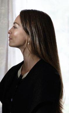 On Set Photo - Burden Of Truth S4 Kristen Kreuk, Lana Lang, On Set, Supergirl, Most Beautiful Women, Photos, Pictures, Hair Beauty, Korean