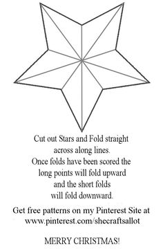 Many different printable star templates. bsp | stars | Pinterest ...