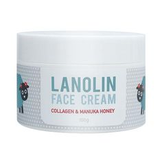 Lanolin- Face Cream 100ml