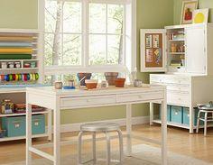 Genial New Martha Stewart Crafting Furniture