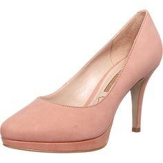 BUFFALO Pumps, Farbe rosa