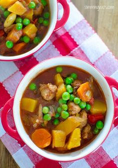 Sausage Casserole | Slimming Eats - Slimming World Recipes