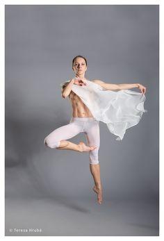 Michaela Tsepeleva #dancer #ballet #jump #ballerina