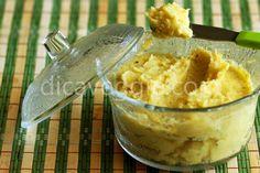 Manteiga de milho e ervas | DicaVeggie