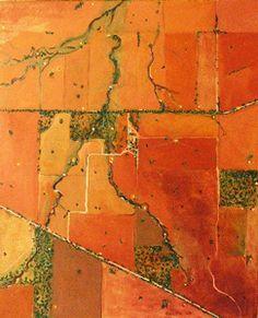 australian aerial perspective - chris ellis, storm clouds, 2010