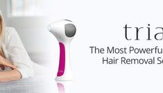 There is no laser hair removal at home gadget that is quite like this one. It literally belongs to the top of this list and that is without question. At Home Hair Removal, Laser Hair Removal, Lady Shavers, Product Review, Hair Laser, Hair Beauty, How To Remove, Women