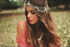Glam hippie perfection!