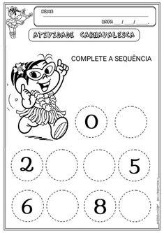 Body Parts Preschool, Free Preschool, Preschool Printables, Math Activities For Toddlers, Kindergarten Math Worksheets, Child Smile, Kids And Parenting, Homeschool, Education