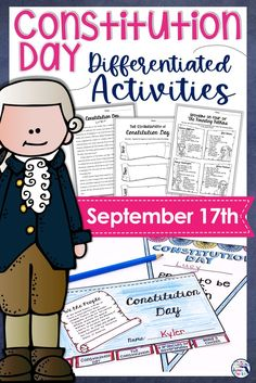 This differentiated close reading pack will give you 5 days of Social Studies content and activities for Constitution Day! Your students can use close reading skills, graphic organizers, text-based questions, vocabulary, and a writing prompt to learn more about the Constitution. Use for whole group, small group, centers, early and fast finishers. Upload to Google™ Classroom! Click here to see more! #ConstitutionDay #closereadingskills #grades2-5 #teachingintheheartofflorida #distancelearning Close Reading Activities, Teaching Reading, Learning, Reading Levels, Reading Skills, Teaching Social Studies, Teaching Resources, Constitution Day, Fast Finishers