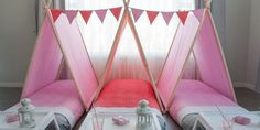 A Little Campout provides sleepover tent rentals in Calgary. A unique birthday party for your child, A Little Campout is sure to be a hit. Sleepover Party, Tents, Toddler Bed, Quilts, Furniture, Home Decor, Homemade Home Decor, Pajama Party, Comforters