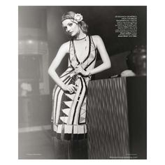 Fabulous Flapper Photoshoots Photos ❤ liked on Polyvore