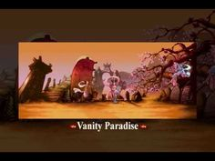 Vanity Paradise - Theme for Hsien-Ko in the Darkstalkers game series. This version from Darkstalkers 3! One of my favorite videogame characters. Actually two characters...twin sisters....Hsien-Ko and her older sister Mei-Ling. Hsien-Ko is the Jiang-Shi (Hopping Vampire) and Mei-Ling is the seal that keeps her power under control. Clearly one of the more difficult player-characters to control in the Darkstalker games, but always my one of my favorites! n_n