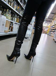 Rosinas Heels shopping