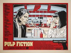 Pulp Fiction by New Flesh