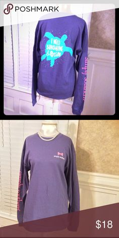 NWOT medium Simply Southern New without tags Simply Southern Tops Tees - Long Sleeve