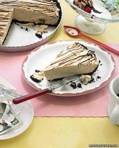 Chocolate-Peanut Butter Pie Recipe