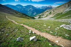 Hope Pass in Leadville, Colorado, USA