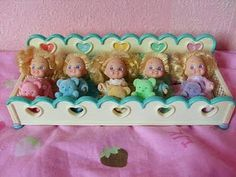 Quintuples!! I was so freakin sad when they discontinued these. I had so many sets of toys to go with them...