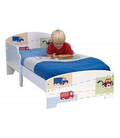 Cama infantil tema Coches. 450EEV