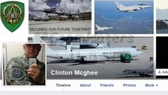 CLINTON MCGHEE... Using pictures of Ryan Mcghee killed in 2009. Fake profile for scamming https://www.facebook.com/LoveRescuers/posts/616611488505282
