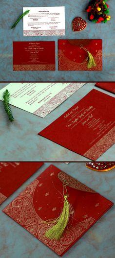 Silk screen printing wedding invitations
