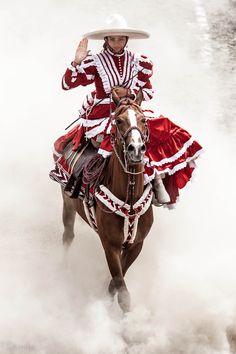 ~ Escaramuza Campireñas ~ | Adrian Dovali | flickr.com
