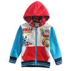 $22.99 (Buy here: https://alitems.com/g/1e8d114494ebda23ff8b16525dc3e8/?i=5&ulp=https%3A%2F%2Fwww.aliexpress.com%2Fitem%2FBoy-winter-outwear-coat-children-cartoon-thomas-cotton-coat-jacket-kids-hoodies-outwear-boys-winter-clothing%2F32530175166.html ) Boy winter outwear coats children cartoon cotton coats and jacket kids hoodies outwear boys clothes winter hoodies jackets A4152 for just $22.99