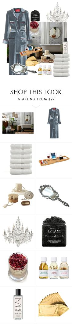 """""""Style 23"""" by josiehime ❤ liked on Polyvore featuring beauty, F.R.S For Restless Sleepers, Iris Hantverk, Frontgate, Lola's Apothecary, Susanne Kaufmann, NARS Cosmetics and D24K Cosmetics"""