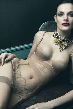 Ritratti Milano Lingerie Fall 2011 | Ode to Venice - 3 Sensual Fashion Editorials | Art Exhibits - Anne of Carversville Women's News: