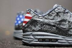 on sale 7e5fd 65e04 21 Ideas para fusionar un look noventero con uno actual Nike Shoes Outlet, American  Flag