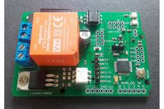 AC dimmer by ceech on Tindie Arduino, Boards, Electronics, Planks, Consumer Electronics
