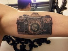 First tattoo for Philippe. mylooz.tatouage@gmail.com