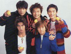 1998年1月9号 SMAP ザテレビジョウン